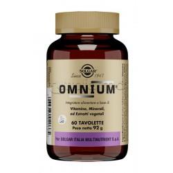 Omnium Integratore di Minerali e Vitamine 60 Tavolette
