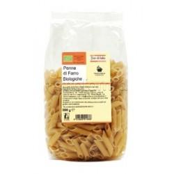 Fior Di Loto Pasta Di Farro Bianco Penne Alimento Biologico 500g