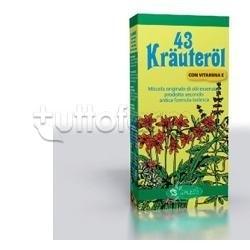 Sangalli Krauter Oil Miscela per Igiene Dentale 100ml