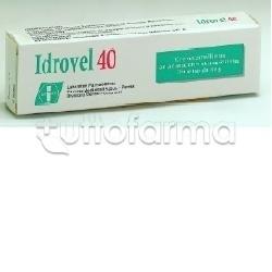 Savoma Medicinali Idrovel 40 Crema Emolliente 40g