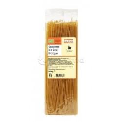 Fior Di Loto Pasta Di Farro Bianco Spaghetti Alimento Biologico 500g