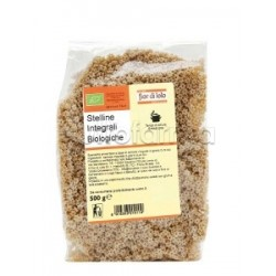 Fior Di Loto Pasta Integrale Stelline Alimento Biologico 500g