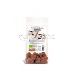 Fior Di Loto Zenzero Candito Ricoperto Di Cioccolato Alimento Biologico75g