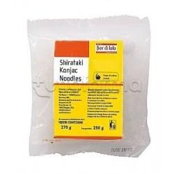 Fior Di Loto Shirataki Noodles Spaghetti Formato Matassina Pasta Biologica 210 gr