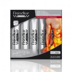 Fisiodiur Start Up Man Integratore Drenante 20 Stick