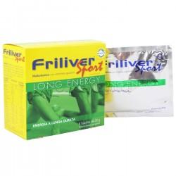 Friliver Sport Long Energy Integratore Sforzo Fisico 8 Bustine