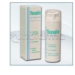 Farma-derma Fluvadin Gel Detergente pH Neutro Senza Sapone 150ml