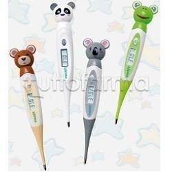 Termometro Digitale Baby Flex Flessibile ed Impermeabile 1 Pezzo