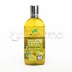 Dr Organic Shampoo Olio di Oliva Nutriente
