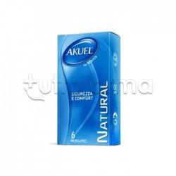 Akuel By Manix Natural 6 Profilattici