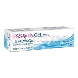 Essaven Gel C.M 40 Grammi 1% + 0,8% per Gambe Pesanti ed Ematomi