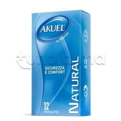 Akuel By Manix Natural 12 Profilattici