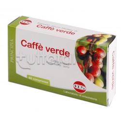 Kos Caffè Verde Estratto Secco Integratore per il Metabolismo 60 Compresse