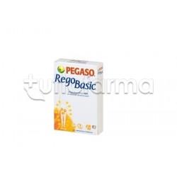 Pegaso Regobasic Integratore Magnesio e Potassio 12 Bustine