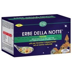Esi Erbe Della Notte Tisana Per Dormire Tranquilli 20 Filtri