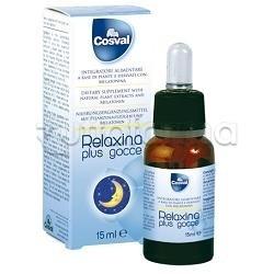 Relaxina Plus Gocce Integratore per Sonno e Relax 15ml