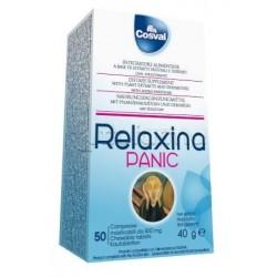 Relaxina Panic Integratore per Relax e Benessere Mentale 50 Capsule