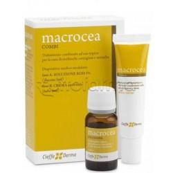 Macrocea Combi Soluzione e Crema per Cura Verruche 5ml+8ml