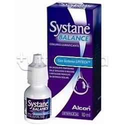Systane Balance Collirio Lubrificante 10ml
