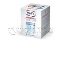 Urin Steril Contenitore Urine Sterile con Tappo in Vite 1 Pezzo