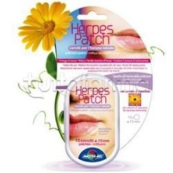 Master-Aid Herpes Patch Cerotto per Herpes 15 pezzi
