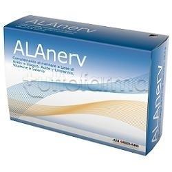 Alanerv Antiossidante 920 mg 20 Compresse