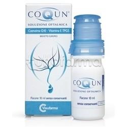 Soluzione Oftalmica Coqun per Occhi 10ml