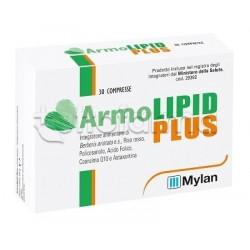 Armolipid Plus Integratore per Colesterolo 30 Compresse