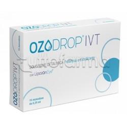 Ozodrop IVT Soluzione oftalmica 15 flaconi monodose x 0,35ml