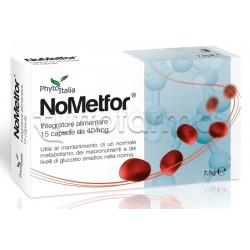 Nometfor Integratore per Metabolismo 15 Capsule