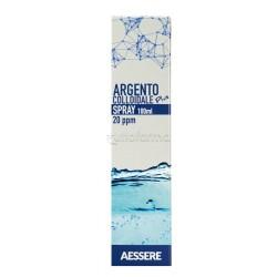 Aessere Argento Colloidale Plus Simil-Antinfiammatorio Spray 100ml