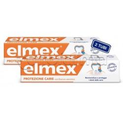 Elmex Protezione Carie Dentifricio 2 Pezzi