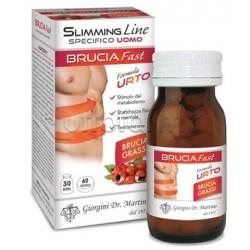 Dr. Giorgini Brucia Fast Uomo Integratore per Metabolismo 60 Compresse