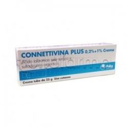 Connettivina Bio Plus Crema Cicatrizzante e Disinfettante 25 gr