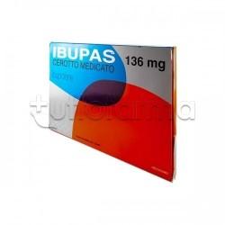 Ibupas 7 Cerotti Antinfiammatori ed Antidolorifici 136 mg