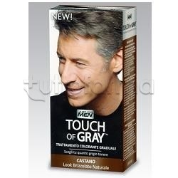 TOUCH OF GRAY TRATTAMENTO COLORANTE GRADUALE CASTANO
