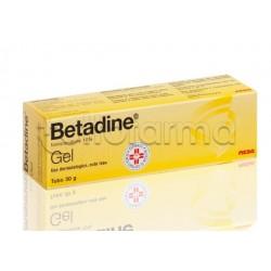 Betadine Gel Disinfettante 30 Gr 10 %