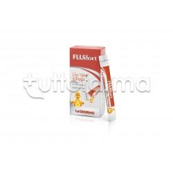 Fluifort Mucolitico 6 Bustine Monodose 2.7g/10 ml per Tosse e Catarro