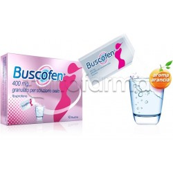 Buscofen 10 Buste 400mg Ibuprofene