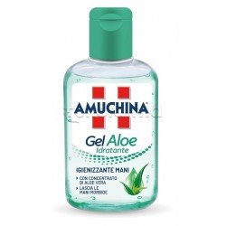 Amuchina Gel Aloe Igineizzante Mani 80ml