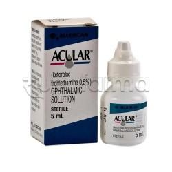 Acular Collirio 5 ml per Occhi Infiammati