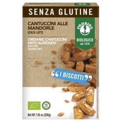 Probios Cantucci alle Mandorle Senza Glutine 200g