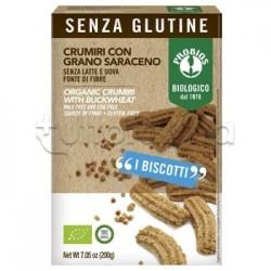 Probios Crumiri con Grano Saraceno Senza Glutine 200g