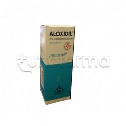 Aloxidil Lozione Anticaduta con Minoxidil 60 ml 2%