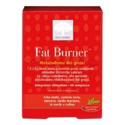 New Nordic Fat Burner Integratore per Controllo del Peso 60 Compresse
