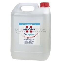 Amuchina Gel X-Germ Disinfettante Mani 5lt