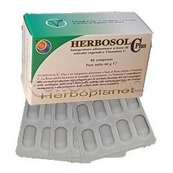 Herboplanet Herbosol C Plus Integratore Antiossidante 60 Compresse