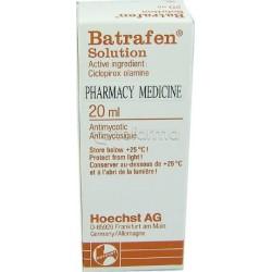 Batrafen Soluzione Cutanea Antimicotica per Funghi 20 ml 1%