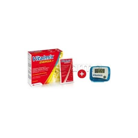 Vitalmix Energia+ Integratore Energizzante 12 Bustine