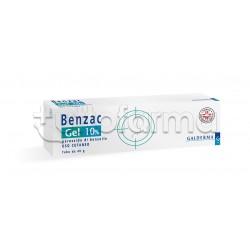Benzac Gel 10% per Acne 40gr